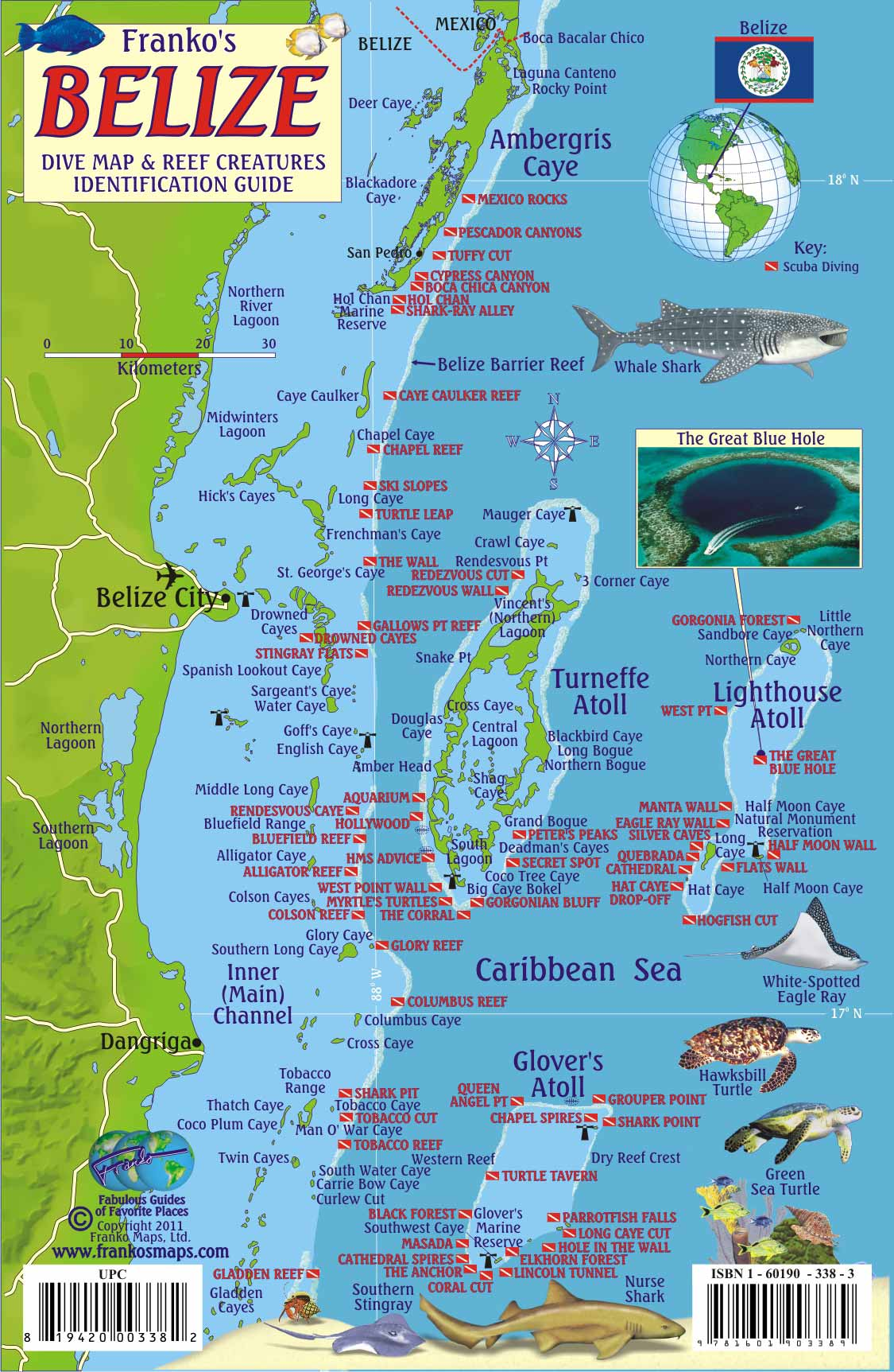 Belize Bareboat Charters And Special Discounts