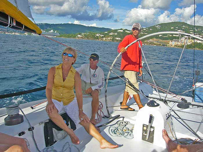 Virgin Island Sailing